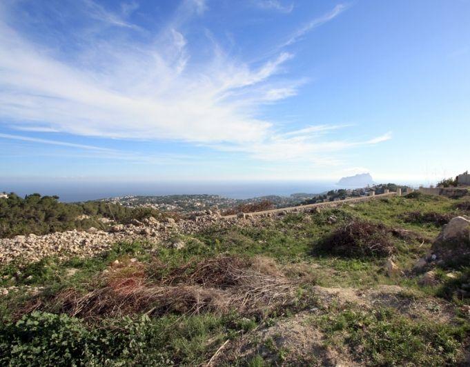 Земля в Морайре, Испания, 1040 м2 - фото 1