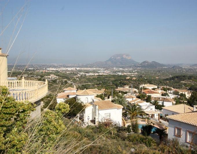 Земля в Санет-и-Негральс, Испания, 900 м2 - фото 1