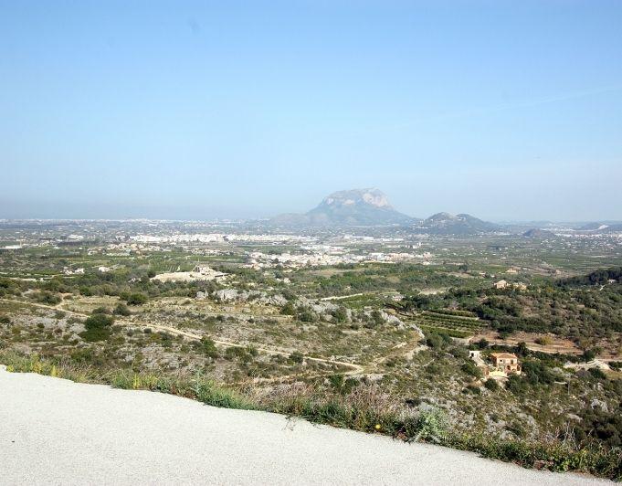 Земля в Санет-и-Негральс, Испания, 1095 м2 - фото 1