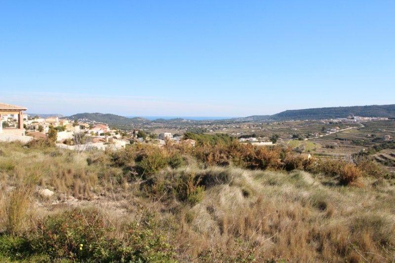 Земля в Бенитачеле, Испания, 700 м2 - фото 1