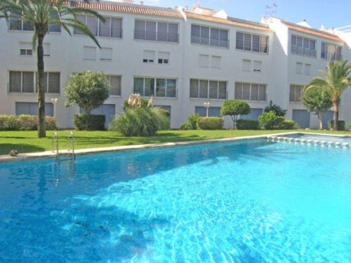 Апартаменты в Дении, Испания, 95 м2 - фото 1