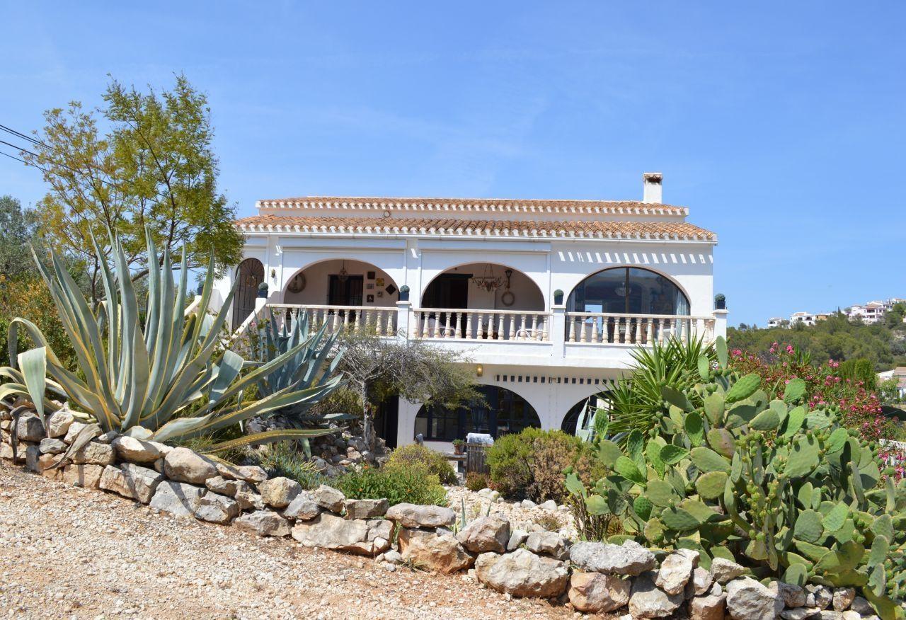 Вилла в Мурле, Испания, 1000 м2 - фото 1