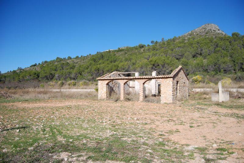 Земля в Мурле, Испания, 3000 м2 - фото 1