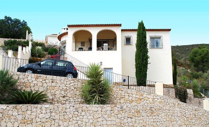 Вилла в Алькалали, Испания, 100 м2 - фото 1