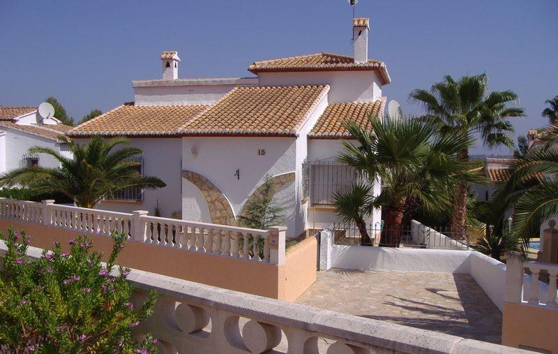 Вилла в Хавее, Испания, 118 м2 - фото 1
