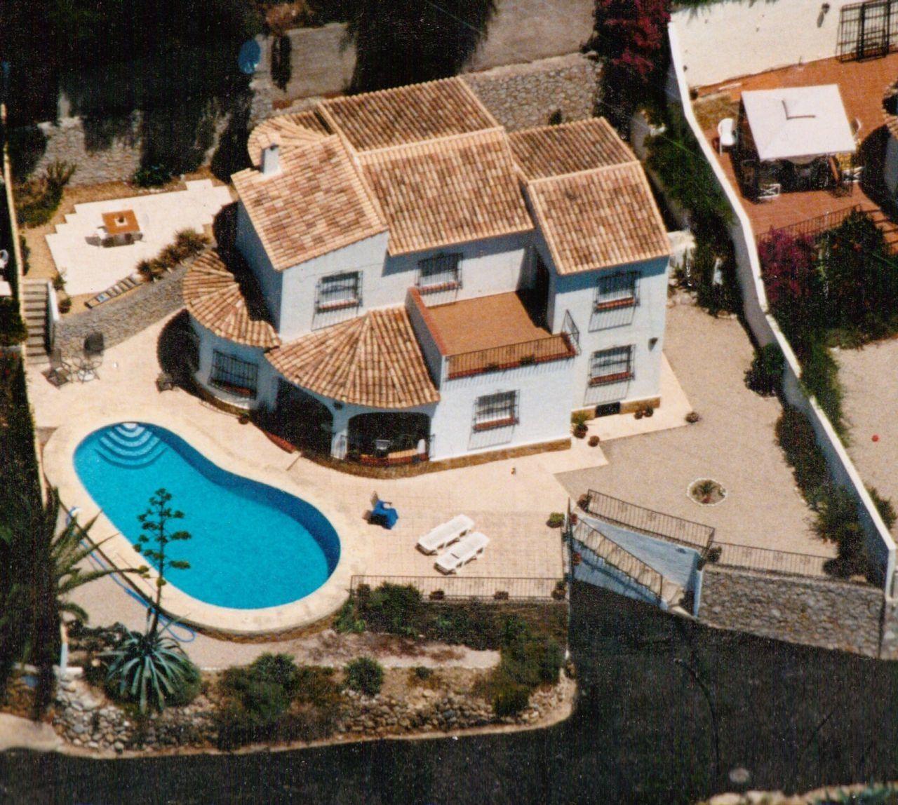 Вилла в Алькалали, Испания, 700 м2 - фото 1