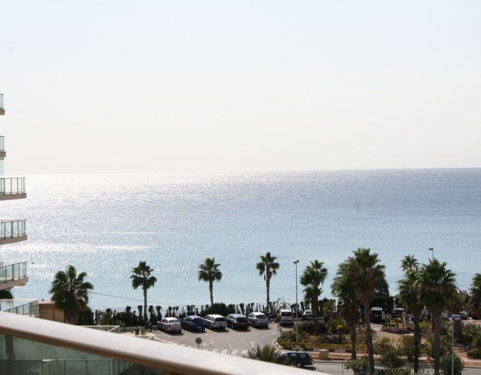 Апартаменты в Кальпе, Испания, 92 м2 - фото 1