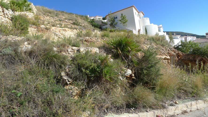 Земля в Халоне, Испания, 639 м2 - фото 1
