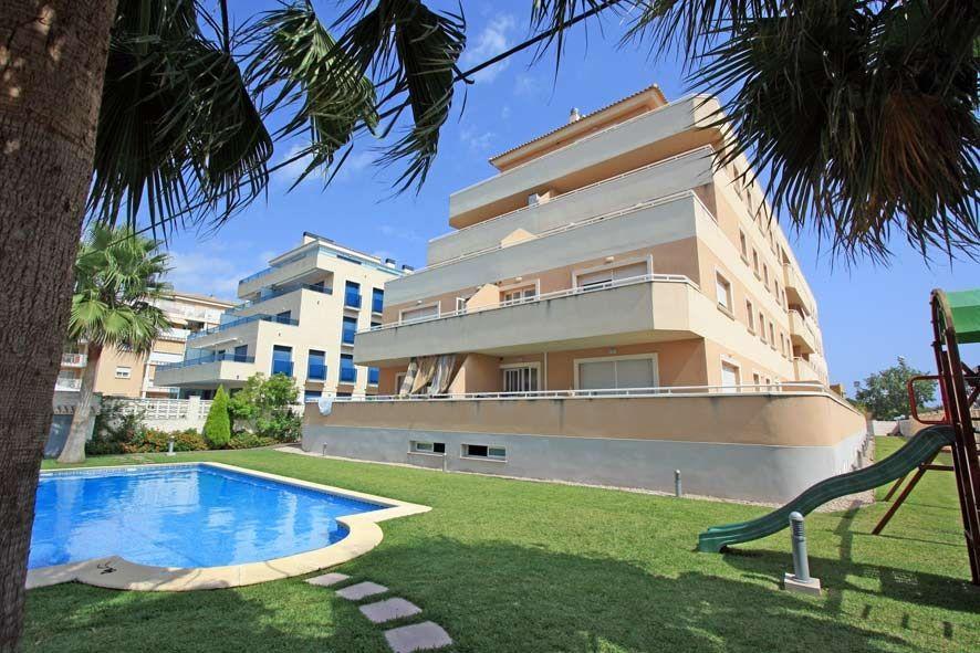 Апартаменты в Дении, Испания, 54 м2 - фото 1
