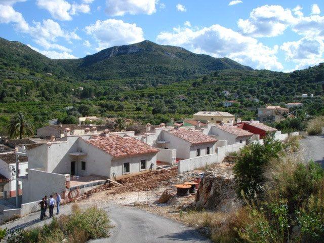 Земля в Алькалали, Испания, 1026 м2 - фото 1