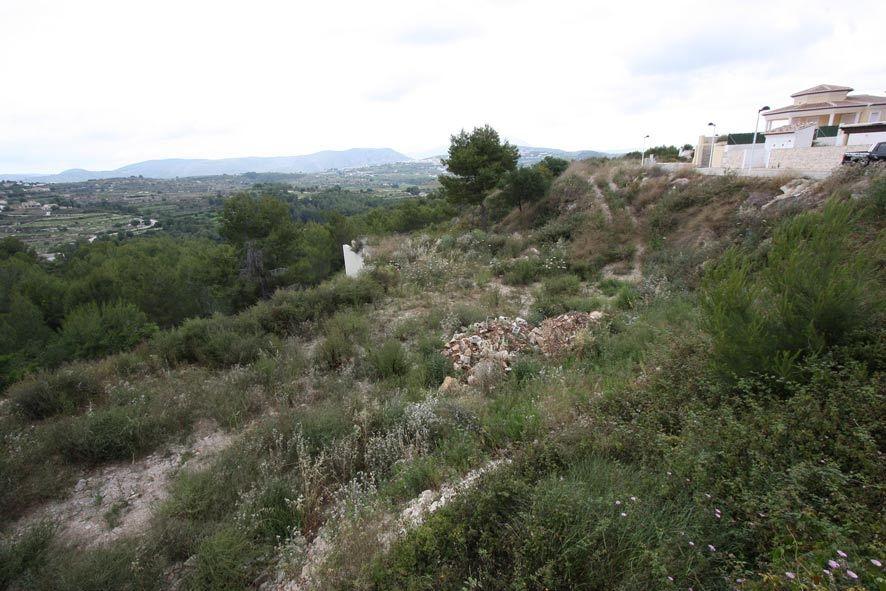 Земля в Теуладе, Испания, 1834 м2 - фото 1