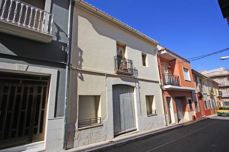 Таунхаус в Хавее, Испания, 200 м2 - фото 1