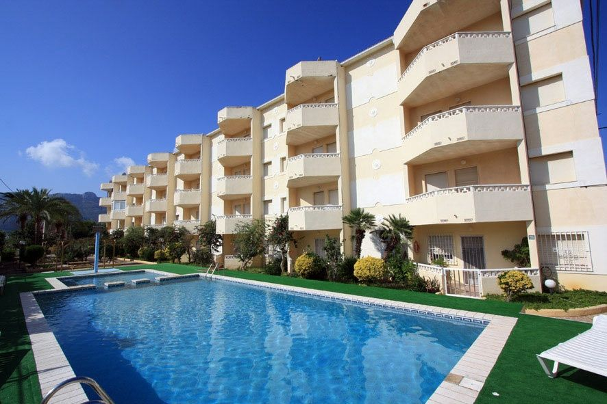 Апартаменты в испании аренда коста бланка ростов