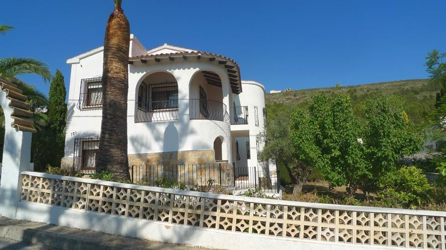 Вилла в Морайре, Испания, 935 м2 - фото 1