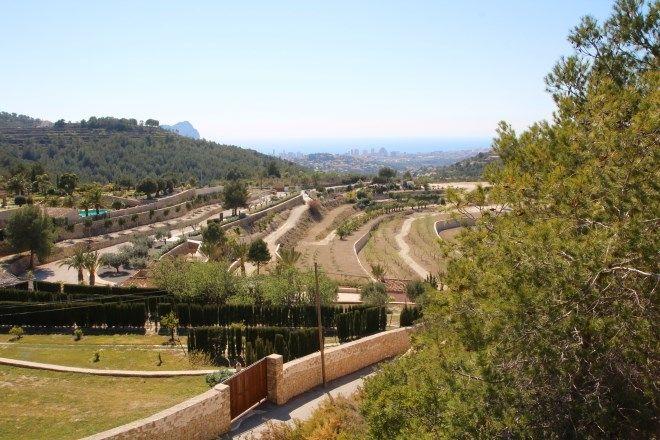 Земля в Бенисе, Испания, 10000 м2 - фото 1