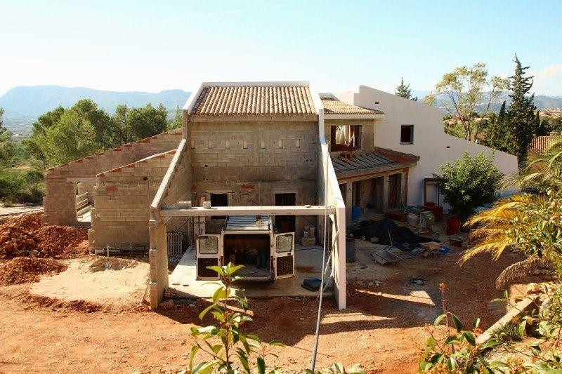 Вилла в Хавее, Испания, 400 м2 - фото 1