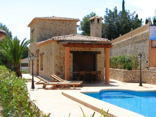 Вилла в Морайре, Испания, 850 м2 - фото 1
