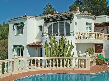Вилла в Морайре, Испания, 180 м2 - фото 1