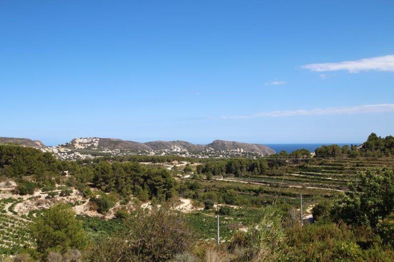 Земля в Морайре, Испания, 16000 м2 - фото 1