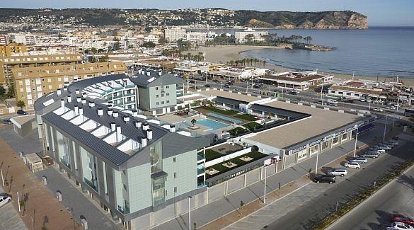 Апартаменты в Хавее, Испания, 184 м2 - фото 1
