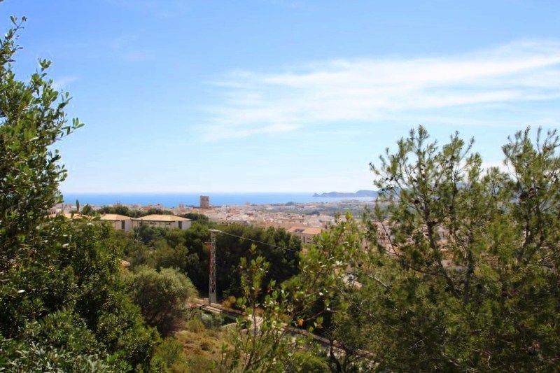 Земля в Хавее, Испания, 1500 м2 - фото 1