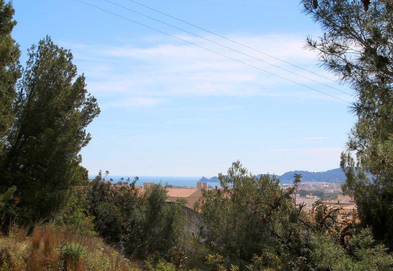 Земля в Хавее, Испания, 1800 м2 - фото 1