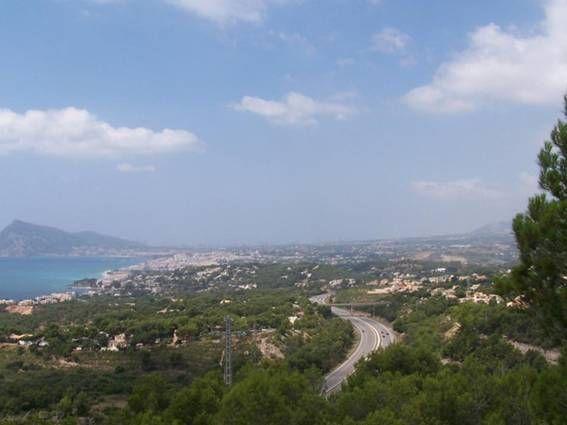 Коммерческая недвижимость в Альтеа, Испания - фото 1