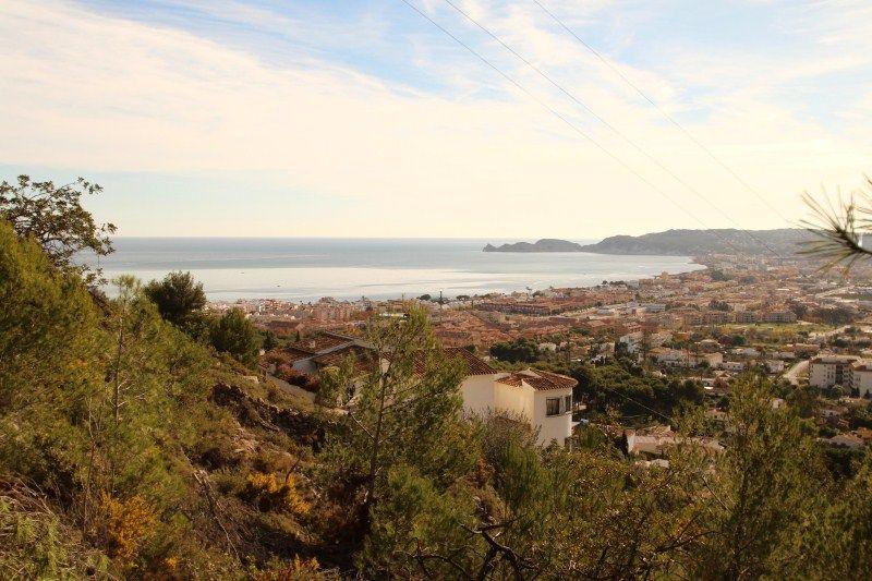Земля в Хавее, Испания, 1027 м2 - фото 1