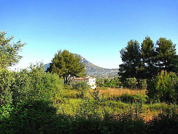 Земля в Хавее, Испания, 1000 м2 - фото 1