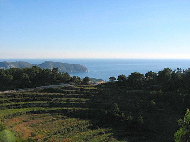 Земля в Морайре, Испания, 1083 м2 - фото 1