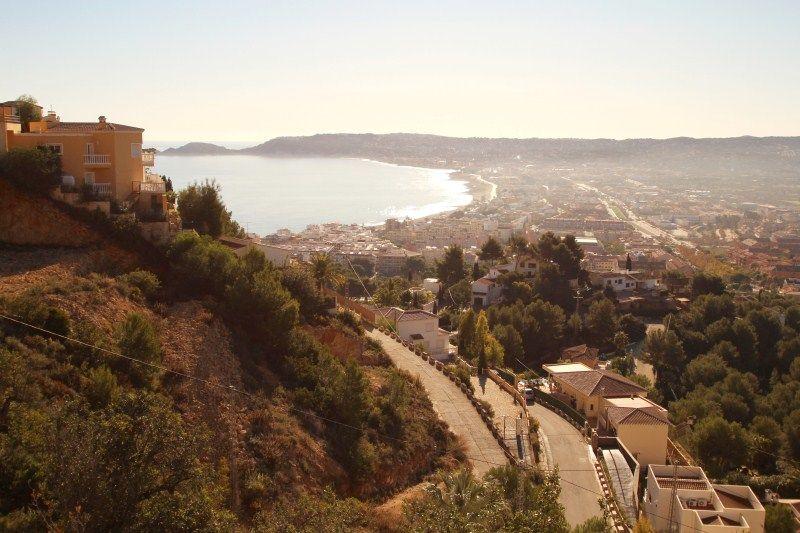 Земля в Хавее, Испания, 986 м2 - фото 1