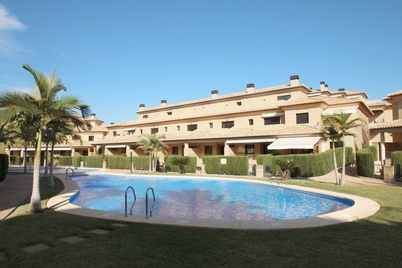 Апартаменты в Хавее, Испания, 210 м2 - фото 1