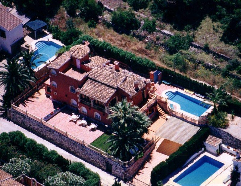 Вилла в Хавее, Испания, 750 м2 - фото 1