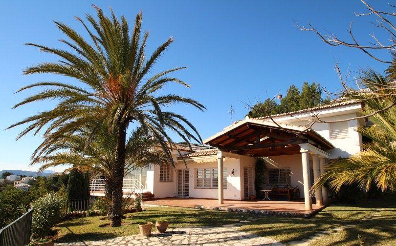 Вилла в Хавее, Испания, 310 м2 - фото 1