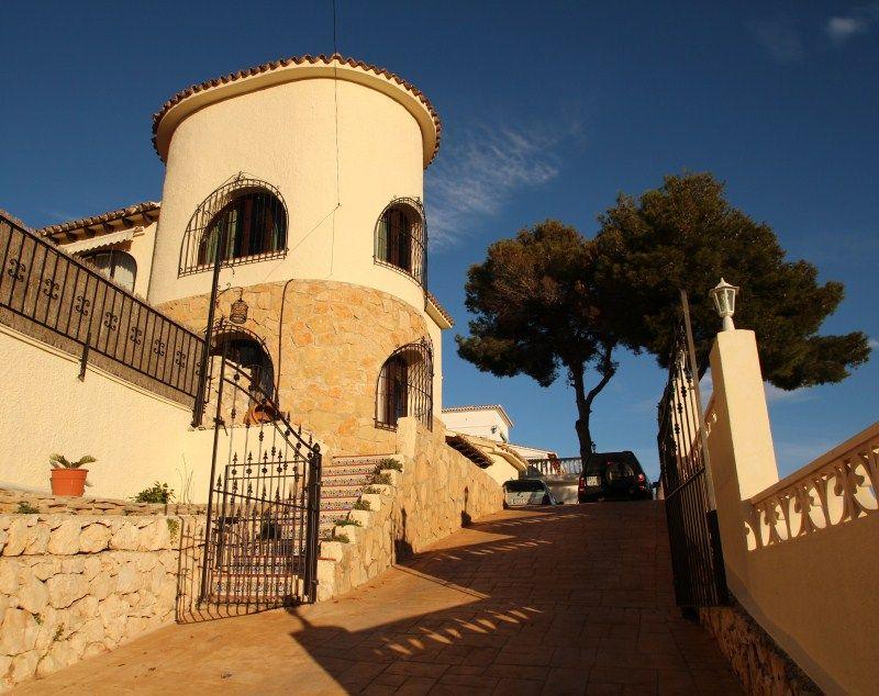 Вилла в Морайре, Испания, 880 м2 - фото 1