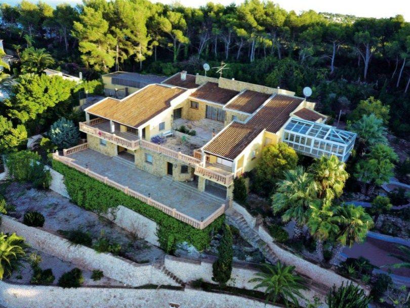 Вилла в Хавее, Испания, 7446 м2 - фото 1