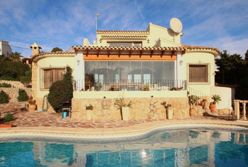 Недвижимость в испании цены коста бланка валенсия