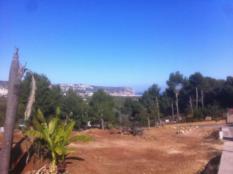 Земля в Хавее, Испания, 1020 м2 - фото 1