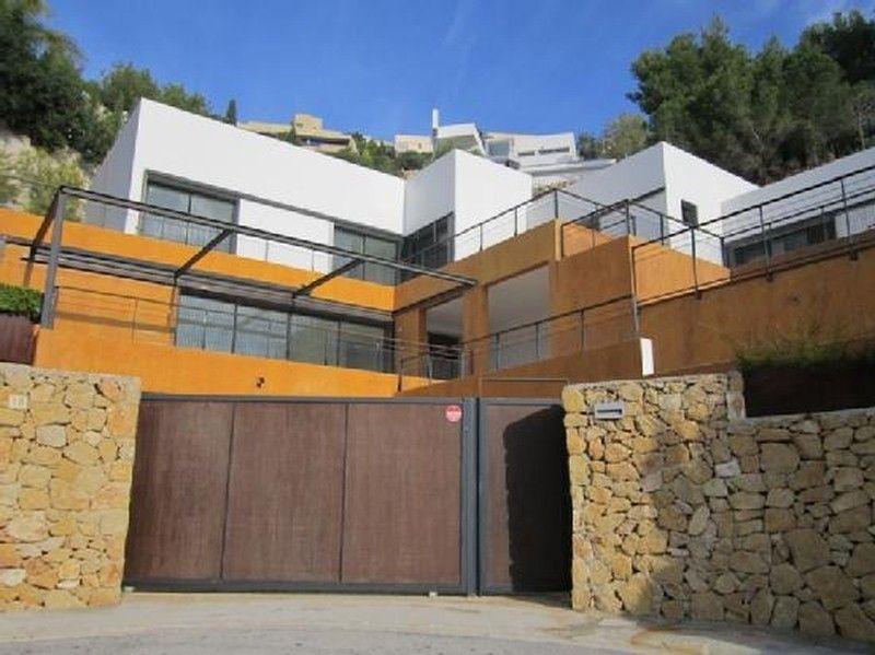 Вилла в Хавее, Испания, 279 м2 - фото 1