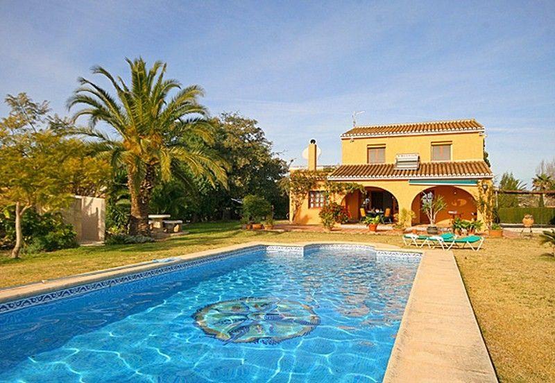 Вилла в Морайре, Испания, 150 м2 - фото 1