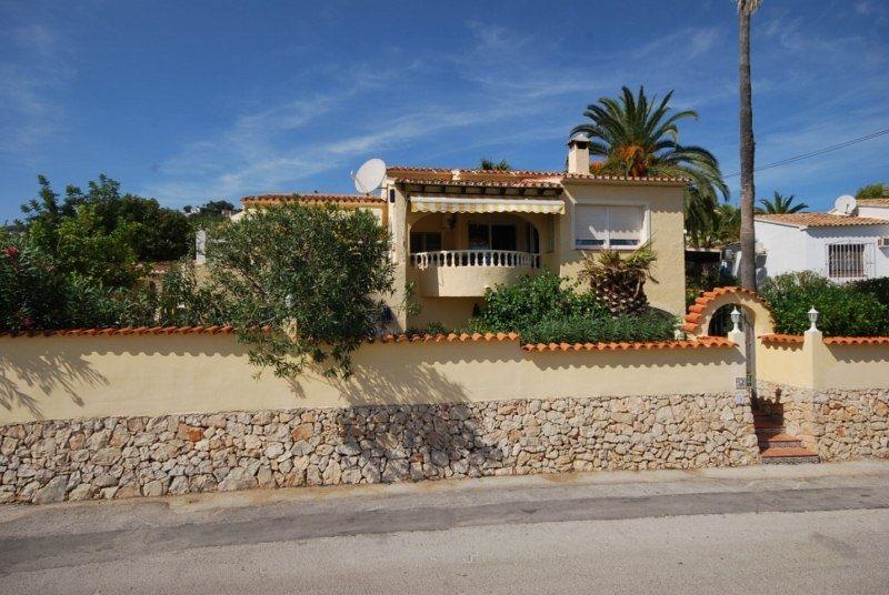 Вилла в Морайре, Испания, 900 м2 - фото 1