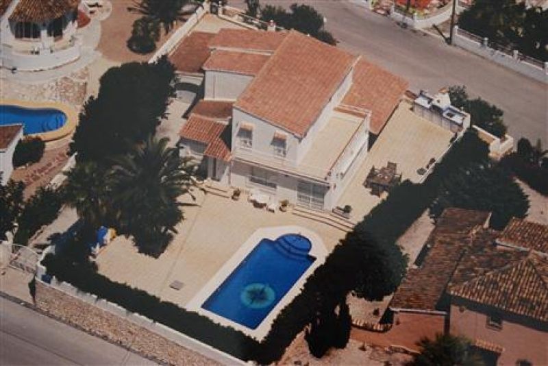 Вилла в Морайре, Испания, 260 м2 - фото 1