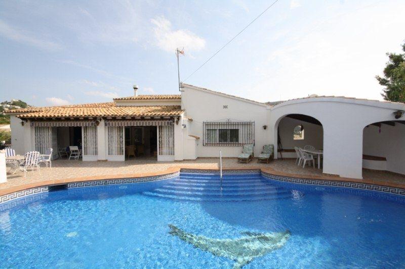 Вилла в Морайре, Испания, 269 м2 - фото 1