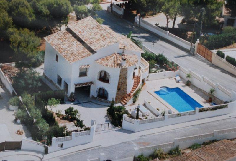 Вилла в Морайре, Испания, 258 м2 - фото 1
