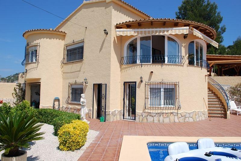 Вилла в Морайре, Испания, 220 м2 - фото 1