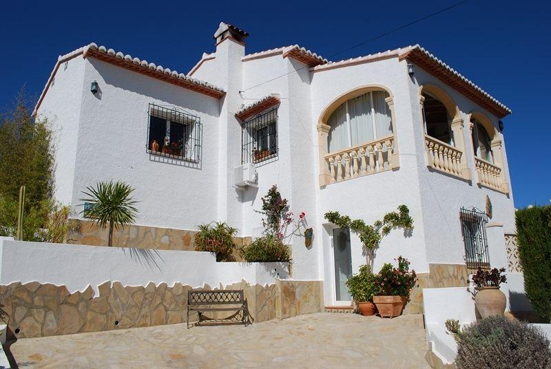 Вилла в Морайре, Испания, 795 м2 - фото 1