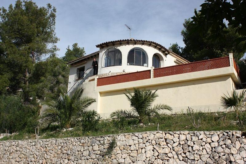 Вилла в Бенисе, Испания, 165 м2 - фото 1