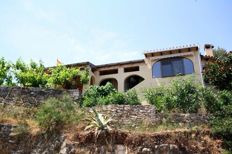 Вилла в Бенисе, Испания, 980 м2 - фото 1