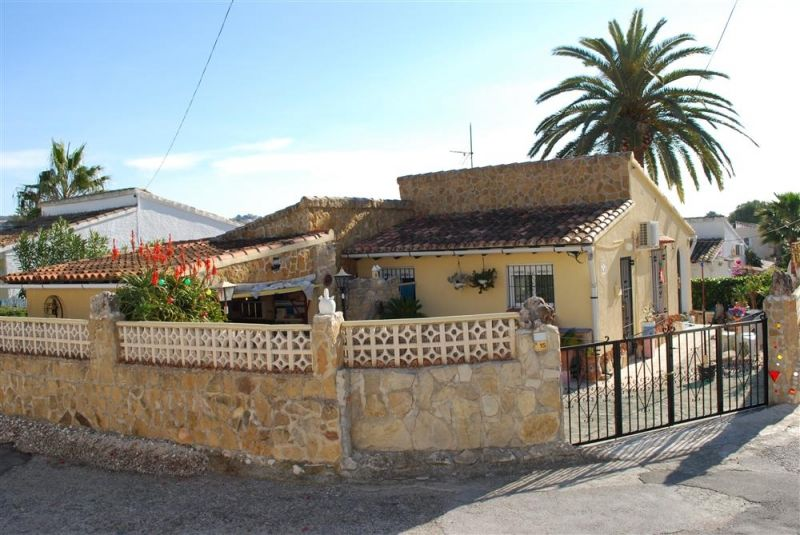 Вилла в Морайре, Испания, 100 м2 - фото 1