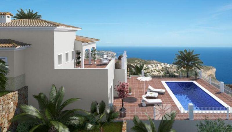 Элитная недвижимость в испании побережье коста бланка чмр